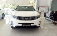 Giao xe khu vực TP. Hồ Chí Minh - Khi mua Kia Sorento DATH Premium đời 2019, màu trắng giá 949 triệu tại Tp.HCM