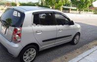 Cần bán gấp Kia Morning LX 1.1 MT sản xuất năm 2011, màu bạc đẹp như mới giá 160 triệu tại Thanh Hóa