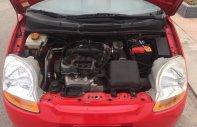 Bán Chevrolet Spark năm sản xuất 2012, màu đỏ, chính chủ, 115tr giá 115 triệu tại Hải Phòng