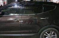 Bán Hyundai Santa Fe 2.4L năm sản xuất 2017, màu nâu, ít sử dụng giá 1 tỷ 15 tr tại Tp.HCM