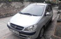Cần bán Hyundai Getz MT năm 2009, màu bạc, xe nhập giá 169 triệu tại Nam Định