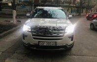 Bán Ford Explorer năm 2018, màu trắng, xe nhập giá 1 tỷ 850 tr tại Hà Nội