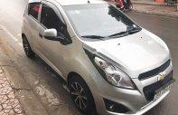 Bán xe Chevrolet Spark đời 2016, màu bạc số sàn giá 195 triệu tại Phú Thọ