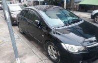 Cần bán xe Honda Civic 1.8 MT năm sản xuất 2007, màu đen, nhập khẩu nguyên chiếc giá 300 triệu tại Khánh Hòa