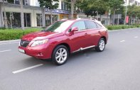 Cần bán xe Lexus RX 350 AWD sản xuất 2010, màu đỏ, nhập khẩu còn mới giá 1 tỷ 320 tr tại Tp.HCM