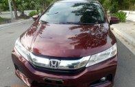 Bán Honda City năm sản xuất 2016, màu đỏ, 450tr giá 450 triệu tại Tp.HCM