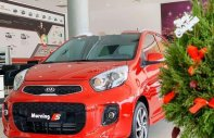 Bán xe Kia Morning năm sản xuất 2019, màu đỏ giá cạnh tranh giá 299 triệu tại Đắk Nông