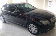 Cần bán xe Mercedes C200 Elegance đời 2008, màu đen, nhập khẩu nguyên chiếc giá 370 triệu tại Hải Dương