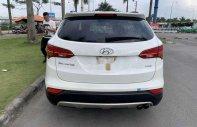 Cần bán gấp Hyundai Santa Fe sản xuất năm 2013, màu trắng giá cạnh tranh giá 795 triệu tại Hà Nội