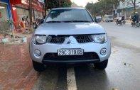 Cần bán Mitsubishi Triton GLS 4x4 MT 2009, màu bạc, nhập khẩu số sàn, giá tốt giá 290 triệu tại Sơn La
