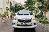 Bán Lexus LX 570 sản xuất 2009, màu trắng, nhập khẩu nguyên chiếc giá 2 tỷ 580 tr tại Hà Nội