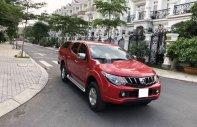 Bán xe Mitsubishi Triton sản xuất 2018, màu đỏ, nhập khẩu như mới giá 423 triệu tại Tp.HCM