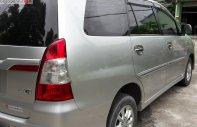 Bán xe Toyota Innova E năm sản xuất 2014, màu bạc, giá tốt giá 390 triệu tại Hà Nội