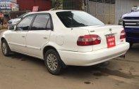 Cần bán gấp Toyota Corolla 1.3 năm 2001, màu trắng, giá chỉ 105 triệu giá 105 triệu tại Lào Cai