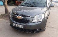 Bán xe Chevrolet Orlando LTZ 1.8 AT sản xuất 2011, màu nâu như mới giá 350 triệu tại Hà Nội