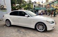 Bán ô tô BMW 5 Series 530i 2006, màu trắng, xe nhập giá 368 triệu tại Tp.HCM
