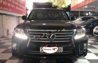 Bán xe Lexus LX 570 2012, màu đen, nhập khẩu giá 3 tỷ 950 tr tại Hà Nội