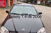 Cần bán Daewoo Lacetti EX 1.6 MT đời 2006, màu đen giá 144 triệu tại Hà Giang