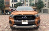 Bán Ford Ranger 2.0Bi-Turbo Wildtrak đời 2018, nhập khẩu giá 810 triệu tại Hà Nội
