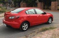 Bán Mazda 3 1.6 AT đời 2010, màu đỏ, nhập khẩu nguyên chiếc số tự động giá 387 triệu tại Hà Nội