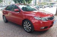 Cần bán lại xe Kia Forte SX 1.6 AT đời 2013, màu đỏ giá 415 triệu tại Hà Nội