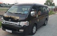 Cần bán xe Toyota Hiace 2.5 năm sản xuất 2005, màu đen giá 225 triệu tại Tp.HCM