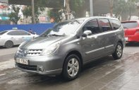Bán Nissan Grand livina 1.8 AT đời 2010, màu xám như mới   giá 320 triệu tại Hà Nội