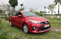 Bán Toyota Yaris 1.3E sản xuất 2015, màu đỏ, nhập khẩu   giá 460 triệu tại Hà Nội