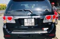 Cần bán Toyota Fortuner 2.7V 4x2 AT sản xuất 2014, màu đen, chính chủ giá 640 triệu tại Hà Nội