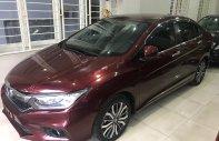 Bán Honda City CVT 1.5AT năm 2018, màu đỏ, 540tr giá 540 triệu tại Hà Nội