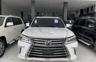 Bán Lexus LX570 nhập mỹ,sản xuất và đăng ký cuối 2018,lăn bánh 8000 Km,1 chủ,xe mới 99,9%. giá 8 tỷ 350 tr tại Hà Nội