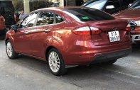 Bán Ford Fiesta năm sản xuất 2017, màu đỏ, giá tốt giá 430 triệu tại Tp.HCM