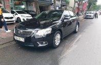 Cần bán Toyota Camry 2.4G 2011, màu đen, giá 575tr giá 575 triệu tại Hà Nội