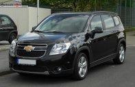 Bán Chevrolet Orlando LTZ 1.8 AT năm 2014, màu đen như mới, 410 triệu giá 410 triệu tại Thái Nguyên