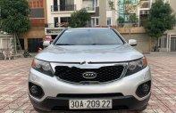 Bán Kia Sorento 2.4L 2WD đời 2010, màu bạc, nhập khẩu Hàn Quốc  giá 475 triệu tại Hà Nội