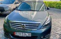 Cần bán lại xe Nissan Teana 2.0 AT 2010, màu xanh lam, xe nhập giá 398 triệu tại Tp.HCM