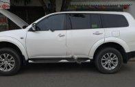 Bán xe Mitsubishi Pajero Sport sản xuất năm 2017, màu trắng chính chủ giá cạnh tranh giá 690 triệu tại Hà Nội