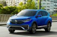 Giao xe tận nhà miễn phí - Khi mua Honda CR V G năm 2019, màu xanh lam giá 1 tỷ 58 tr tại Hà Nội