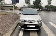 Bán xe Toyota Vios G năm sản xuất 2015, màu bạc, giá chỉ 460 triệu giá 460 triệu tại Hà Nội