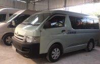 Bán ô tô Toyota Hiace đời 2009, màu xanh lam giá 220 triệu tại Gia Lai