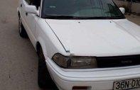 Cần bán lại xe Toyota Corolla sản xuất 1991, màu trắng, nhập khẩu nguyên chiếc giá 55 triệu tại Thanh Hóa