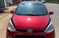 Bán Hyundai Grand i10 1.0 MT Base năm 2014, màu đỏ, nhập khẩu nguyên chiếc giá 235 triệu tại Gia Lai