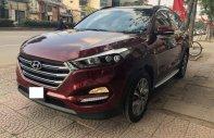 Cần bán lại xe Hyundai Tucson sản xuất 2018, màu đỏ số tự động, 910tr giá 910 triệu tại Hà Nội