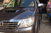 Bán xe Toyota Hilux năm sản xuất 2013, màu xám, nhập khẩu   giá 410 triệu tại Tp.HCM