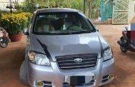 Cần bán gấp Daewoo Gentra năm 2008, màu bạc xe gia đình giá 160 triệu tại Đắk Lắk