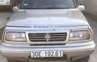 Cần bán gấp Suzuki Vitara JLX đời 2005, màu vàng, số sàn giá 168 triệu tại Hà Nội