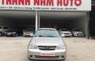 Bán Daewoo Lacetti EX 1.6 MT năm 2010, màu bạc, 196tr giá 196 triệu tại Hà Nội