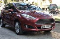 Cần bán gấp Ford Fiesta AT đời 2017, màu đỏ, giá 420tr giá 420 triệu tại Tp.HCM