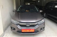 Cần bán lại xe Honda City sản xuất 2017, màu nâu, giá tốt giá 545 triệu tại Hà Nội