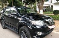 Bán Toyota Fortuner đời 2016, màu đen số tự động, giá tốt giá 739 triệu tại Hà Nội